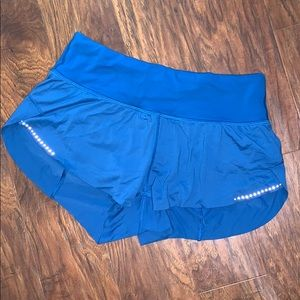 Lululemon speed up shorts size 4